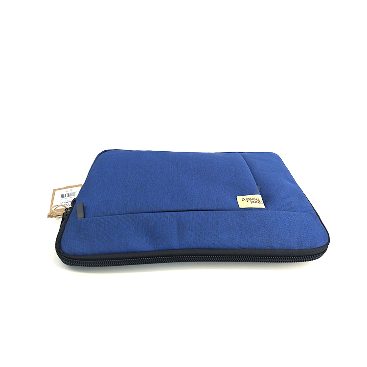 83030 100% Recycled PET Fabric Laptop sleeve