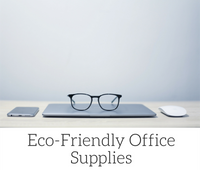 Do You Know These Eco-Friendly Office Supplies