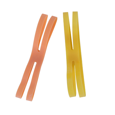 Eco-friendly Natural Colored Rubber Bands