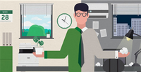 7 Ways To Make Your Office Greener